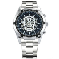 LA SKELETON ARGENT - Time Pieces & Co.
