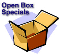 OPEN BOX SALE!