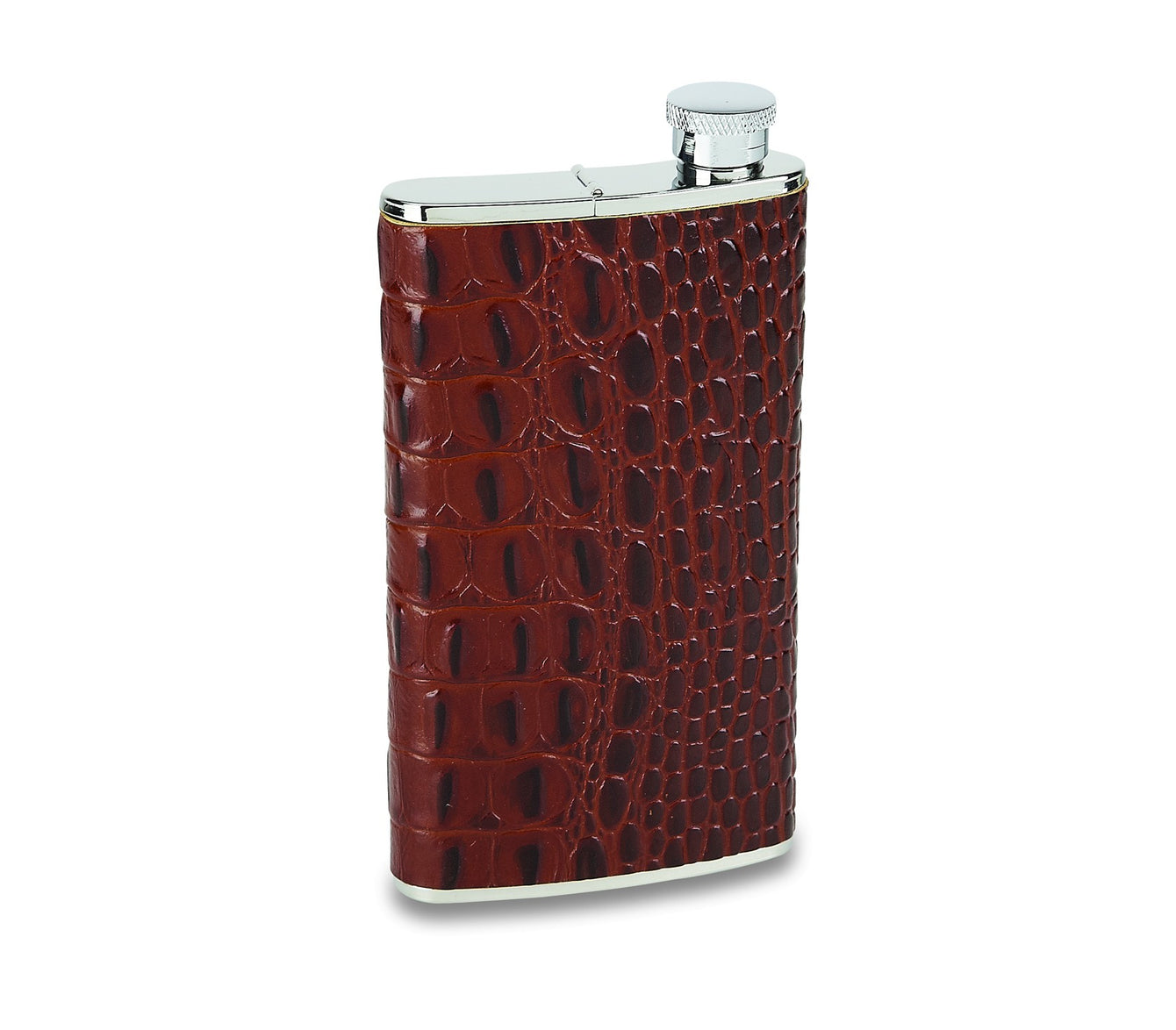 Cigar Flask in Black or Brown