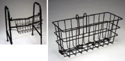 HandiHolder Basket Holder and Basket Combo
