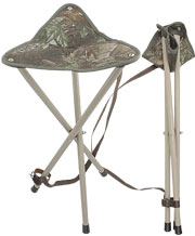 German Tripod Seat of RealTree Camo