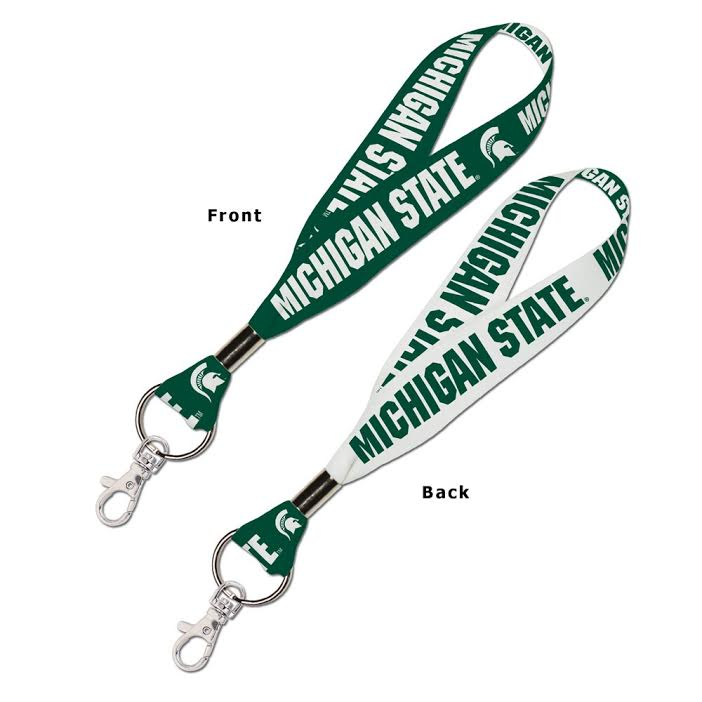 College Canes Michigan State Spartan Adjustable Cane with Strap
