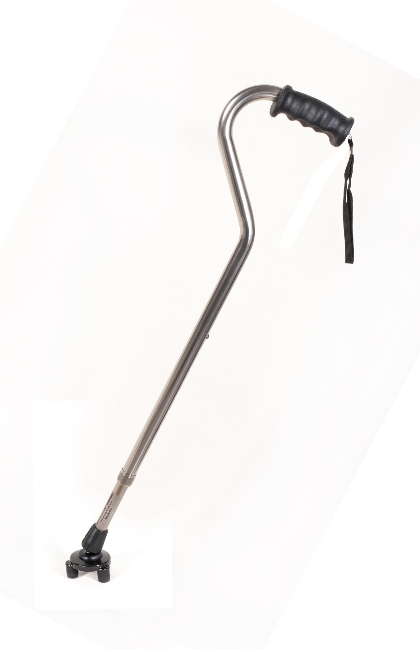 Go Steady Center Balance Tripod Walking Cane