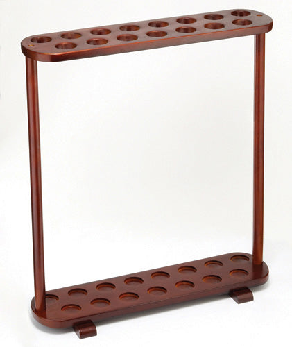 Slim Line Maple Cane Stand (holds 15)