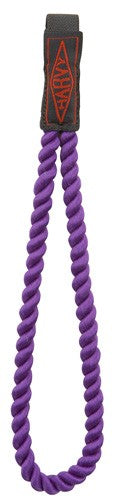 Purple Twisted Rope Strap for Walking Canes