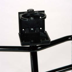 Cup Holder for Walkers Equipped with the Center HandiHolder Tube