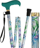 Glorious Gardens Adjustable Folding Cane