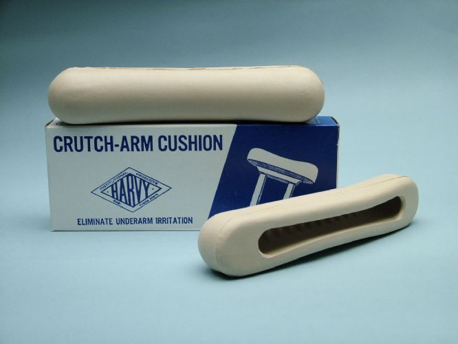 Arm Pad Cushion (1) for Crutch, standard adult size 7.5