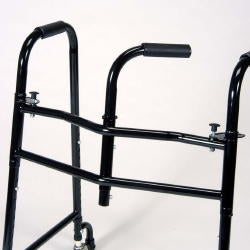Stroke Handle for Walkers with the HandiHolder Tube