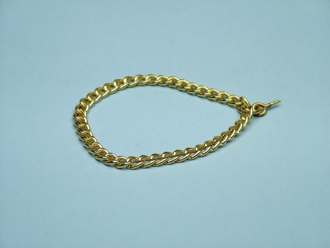 Gold Tone Metal Chain