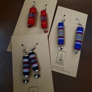 Kalinga Earrings (Set of 3)