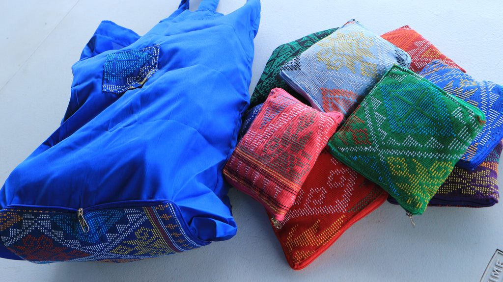 Yakan Eco Bag - Set of 9