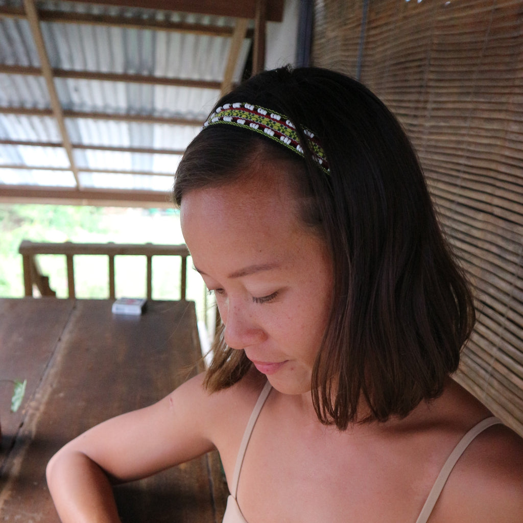 Kalinga Multi-Use Headband, Choker & Hair Tie