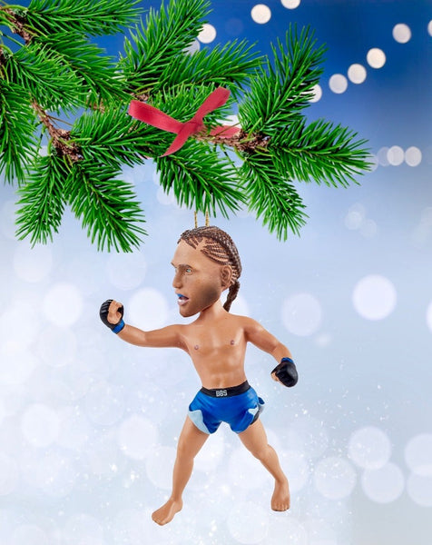 Brian Ortega Christmas Ornament