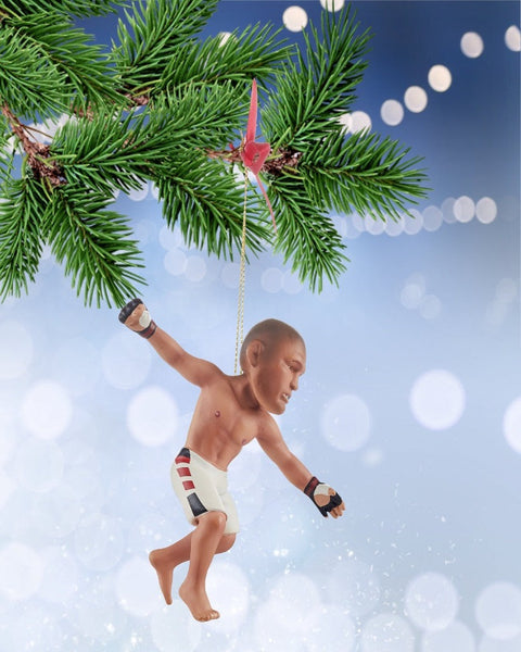 Dan Henderson Christmas Ornament