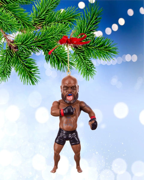 Derrick Lewis Christmas Ornament