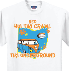 October 12 NEO TU Hui Tiki Bar Crawl (private)