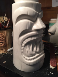 Pickup only! TU First Anniversary Tiki Mug: initial run pre-order