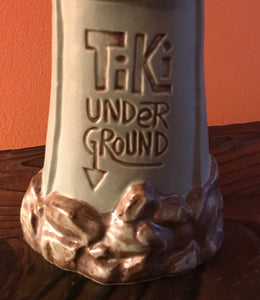 SHIPPED ONLY!! Tiki Underground Second Anniversary Exclusive Mug by Squid