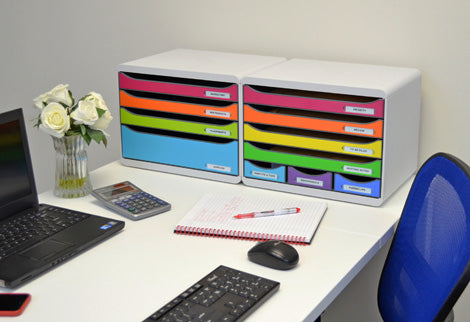 Desktop File, Sorter & Storage Systems