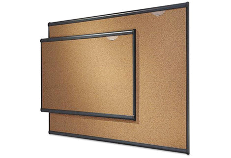 Cork & Rubber Bulletin Boards