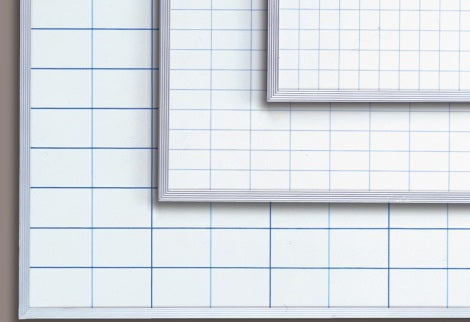 Gridded Whiteboards