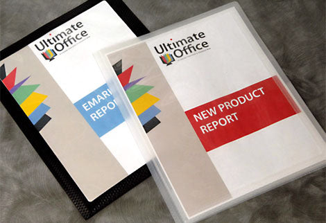 pocket folders report covers ultimate office