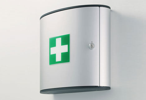 First-Aid Cabinets & Supplies