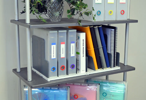 Vertical File Racks