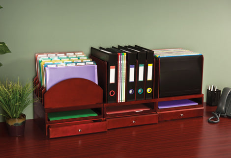 WoodWorx™ Desk Accessories