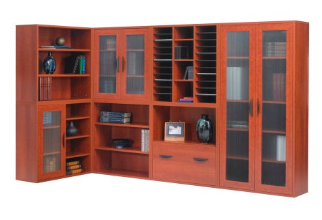 Modular Stacking Bookcases
