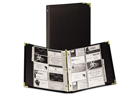 Business Card Binders