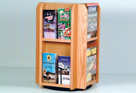 Countertop Pamphlet & Combination Displays