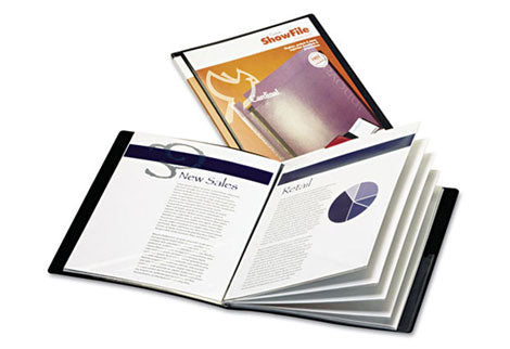 Presentation and Display Binders