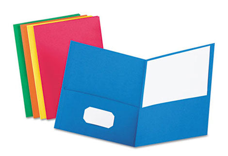 Twin Pocket Folders