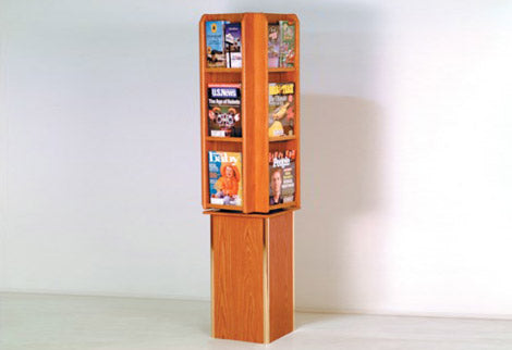 Free-Standing Pamphlet & Combination Displays