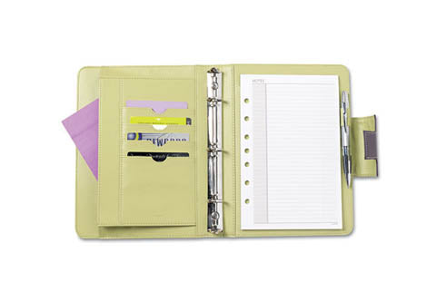 Refillable Planners