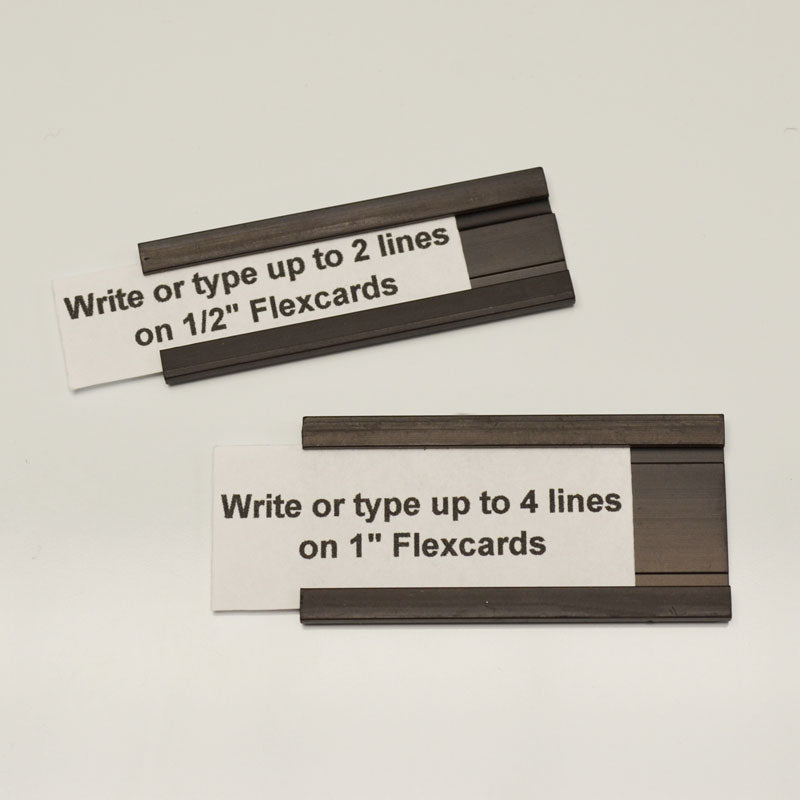 "1/2"" x 4"" Flexcards (pack of 1,000)"