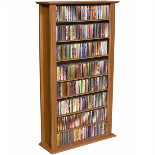 1-Wide Media Shelves