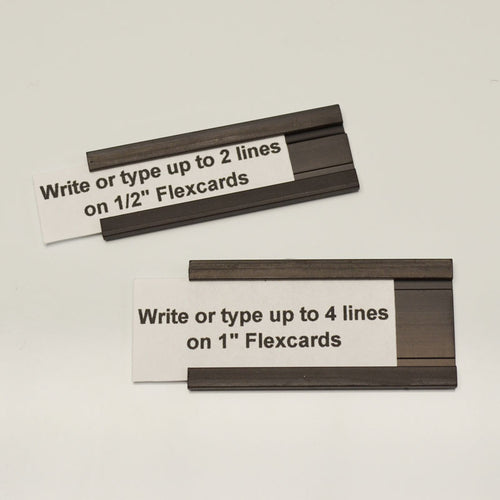 "1"" x 2"" Flexcards (pack of 1,000)"