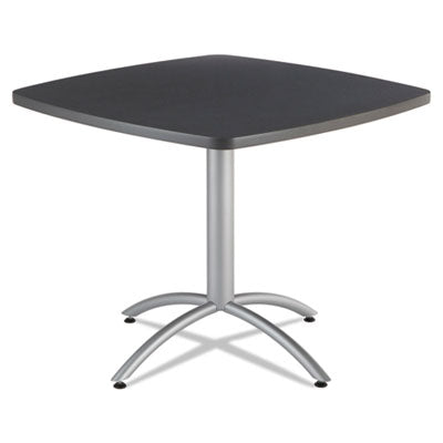 "CafeWorks Square Table, 36""w x 36""d x 30""h"