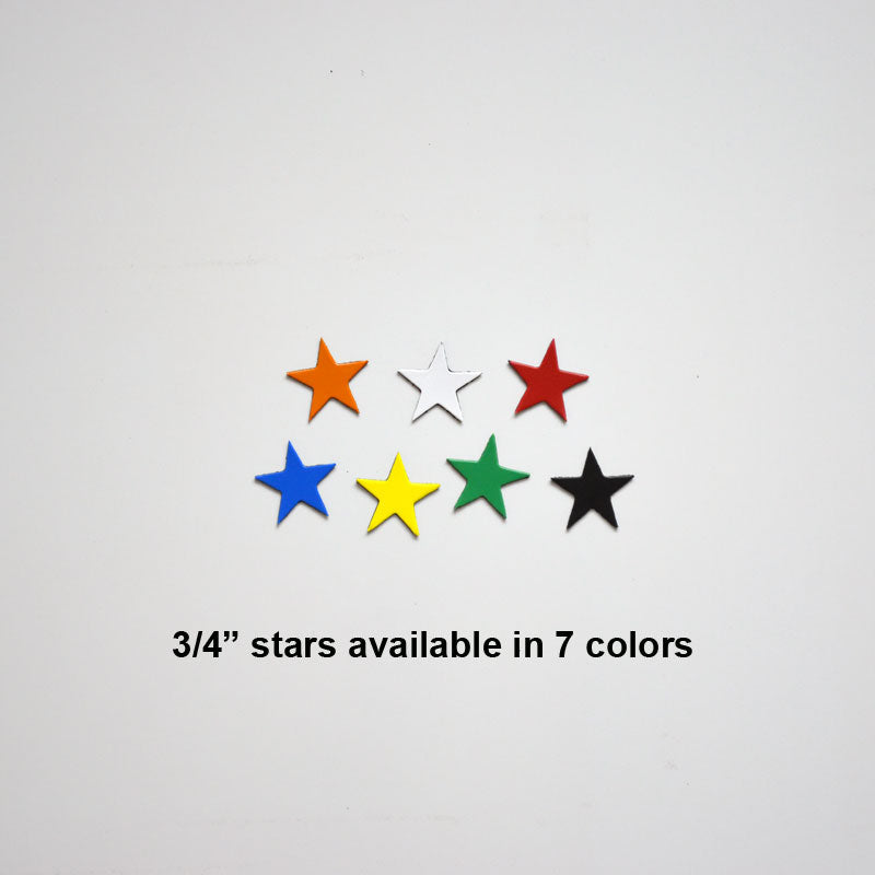 "3/4"" Star Indicator Magnets (pack of 20)"