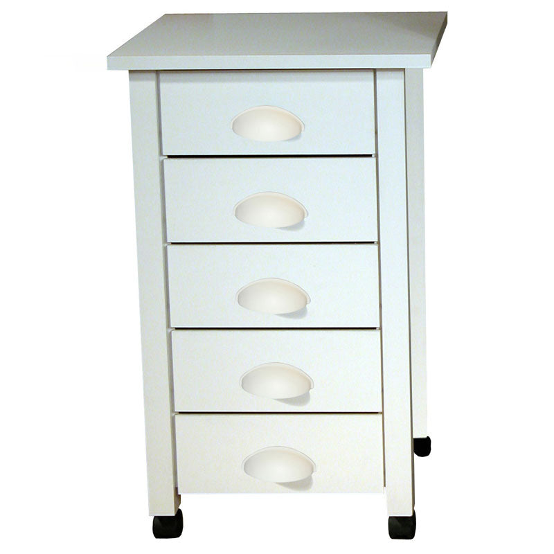 5-Drawer Storage Cart