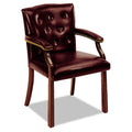 6540 Guest Arm Chair, Mahogany