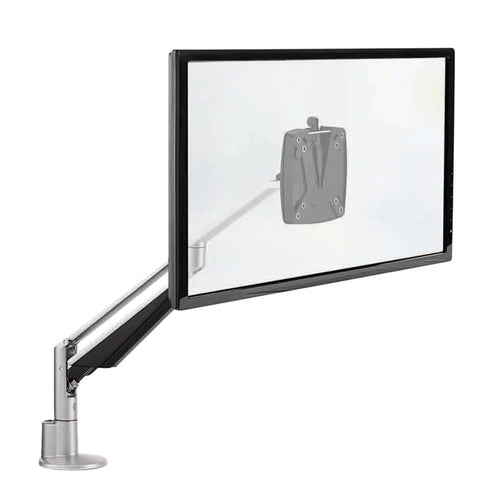 CLU Single Screen Deluxe Monitor Arm w/Extended Reach