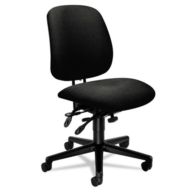7700 High-Performance Task Chair with Asynchronous Control & Seat Glide