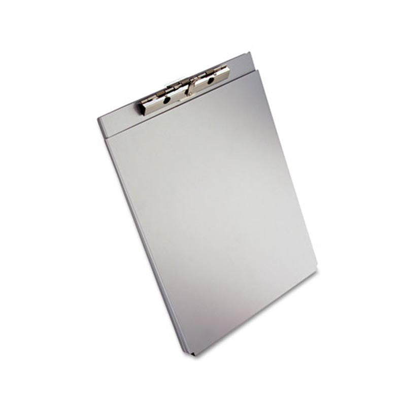 "A-Holder Aluminum Forms Holder (for 8 1/2"" x 12"" forms), Silver"