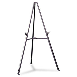 Adjustable-Height Display Easel