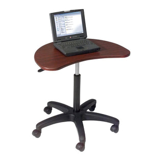 Adjustable-Height Laptop Desk