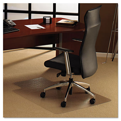 Cleartex Deluxe Chair Mat (for Plush Pile Carpets)